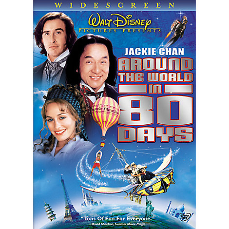 Around The World In Eighty Days DVD - Widescreen