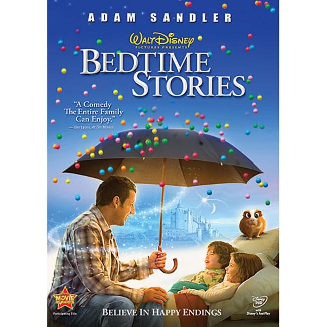Bedtime Stories DVD