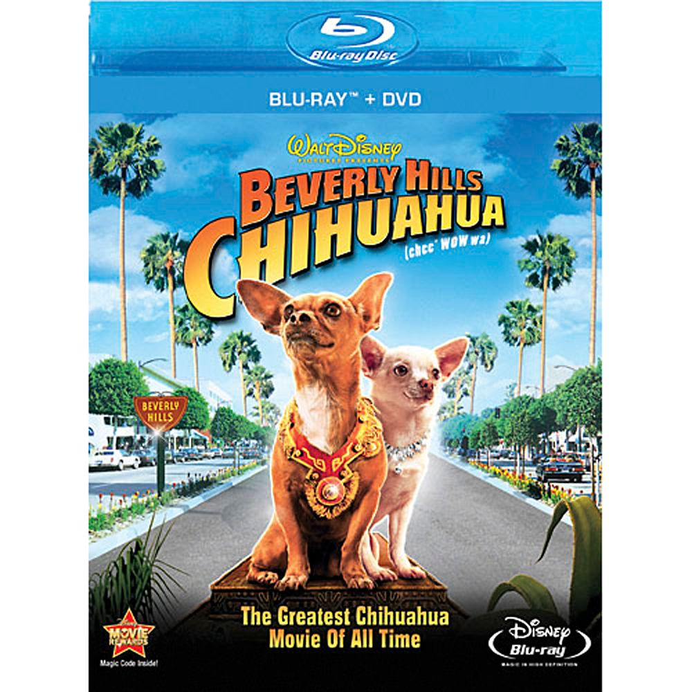 Beverly Hills Chihuahua  Blu-Ray 2-Disc Combo Pack Official shopDisney