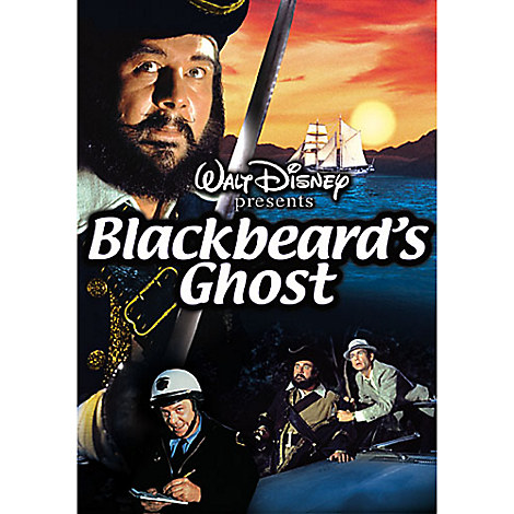 Blackbeard's Ghost DVD