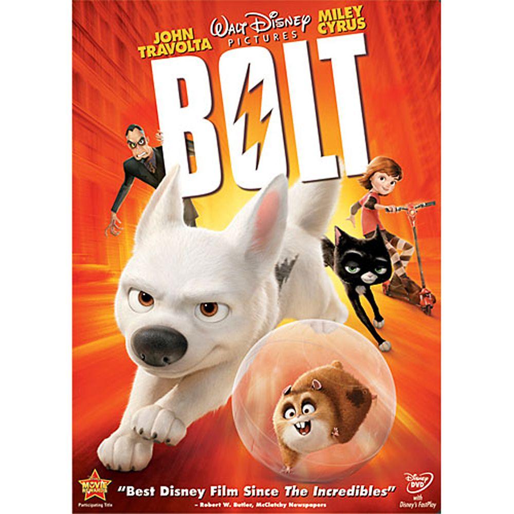 Bolt Dvd Shopdisney