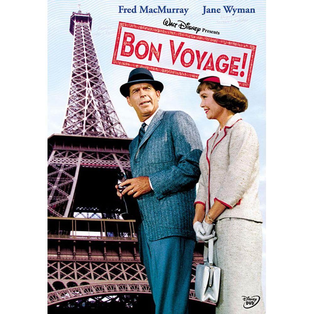 Bon Voyage DVD Official shopDisney