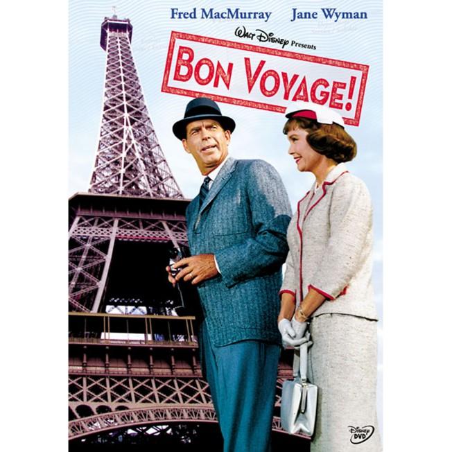 Bon Voyage DVD
