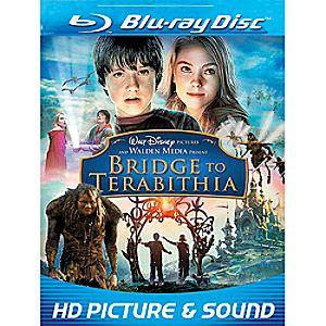 Bridge To Terabithia Blu-ray 7745055550068P