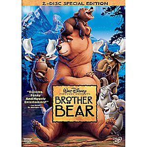 Brother Bear DVD