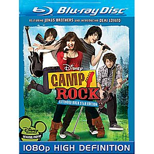 Camp Rock - Blu-ray 7745055550074P