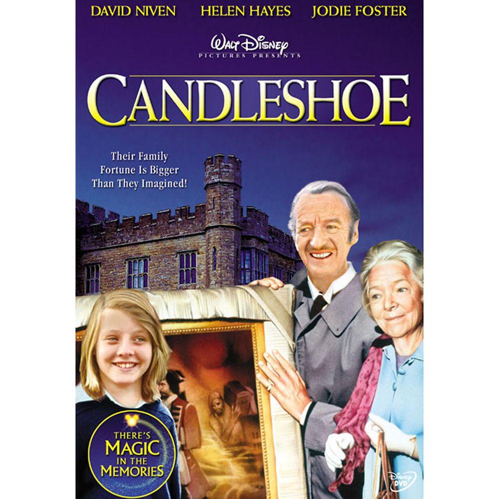 Candleshoe DVD