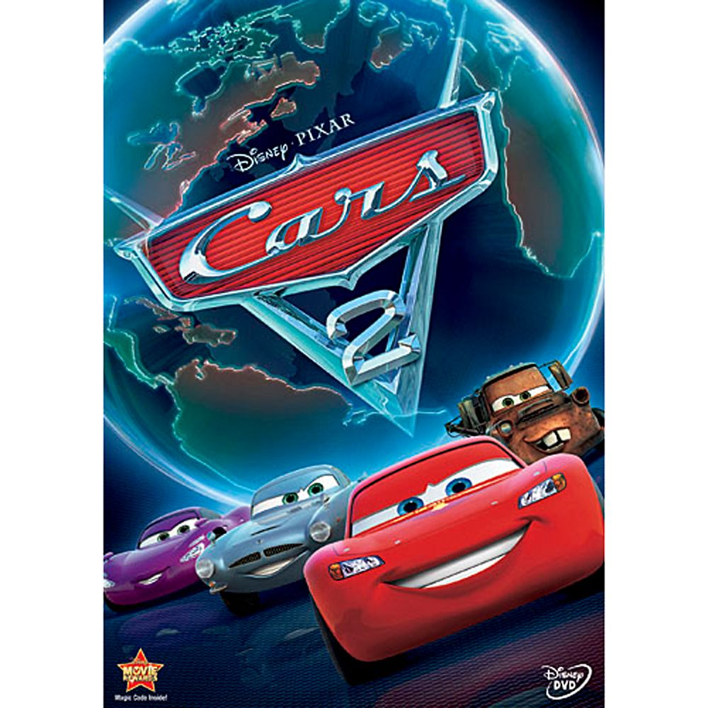 Cars 2 DVD Official shopDisney