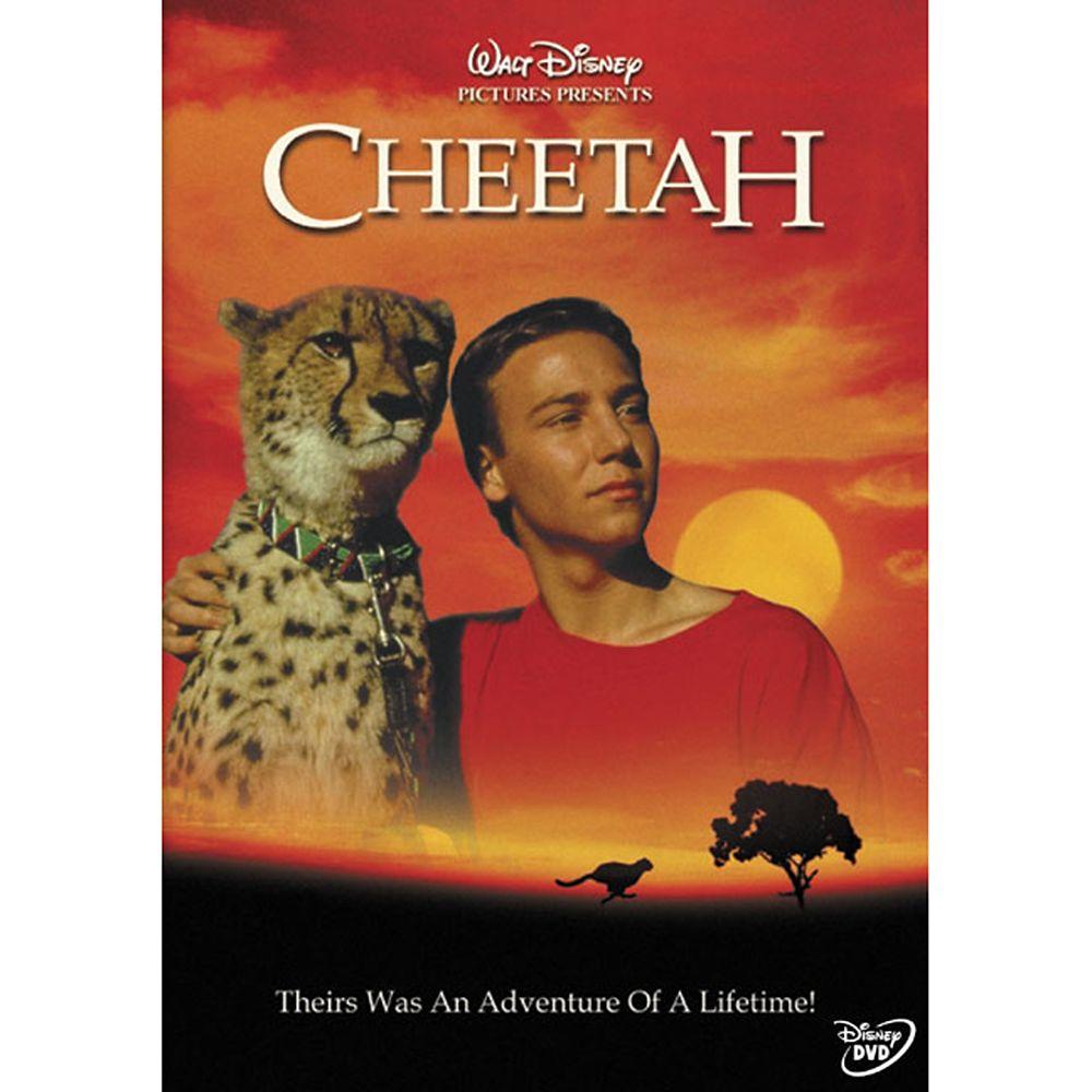 Cheetah DVD Official shopDisney