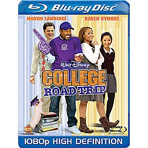 College Road Trip High-Def Blu-ray 7745055550106P