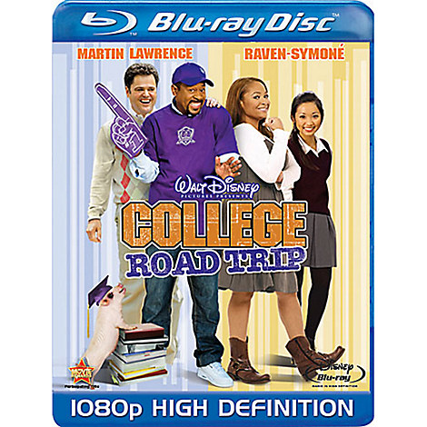 College Road Trip High-Def Blu-ray