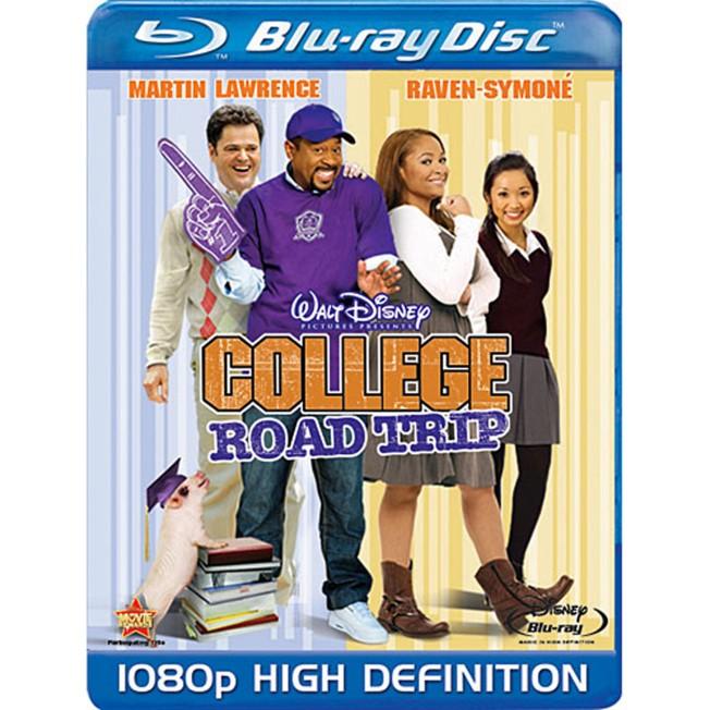 College Road Trip High-Def Blu-ray