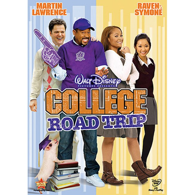 College Road Trip DVD