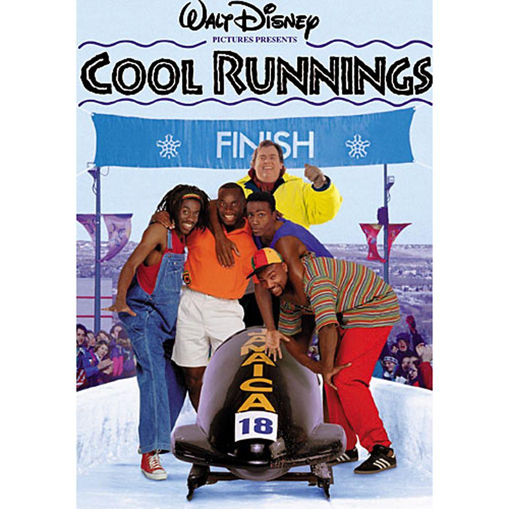 Cool Runnings DVD