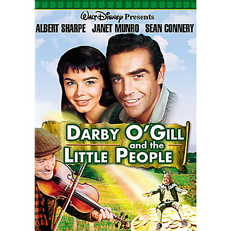 Darby O'Gill and the Little People DVD