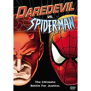Daredevil vs. Spider-Man DVD 7745055550113P