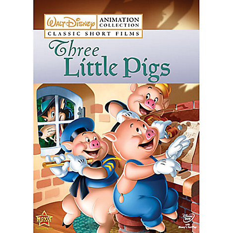 Disney Animation Collection Volume 2: Three Little Pigs DVD