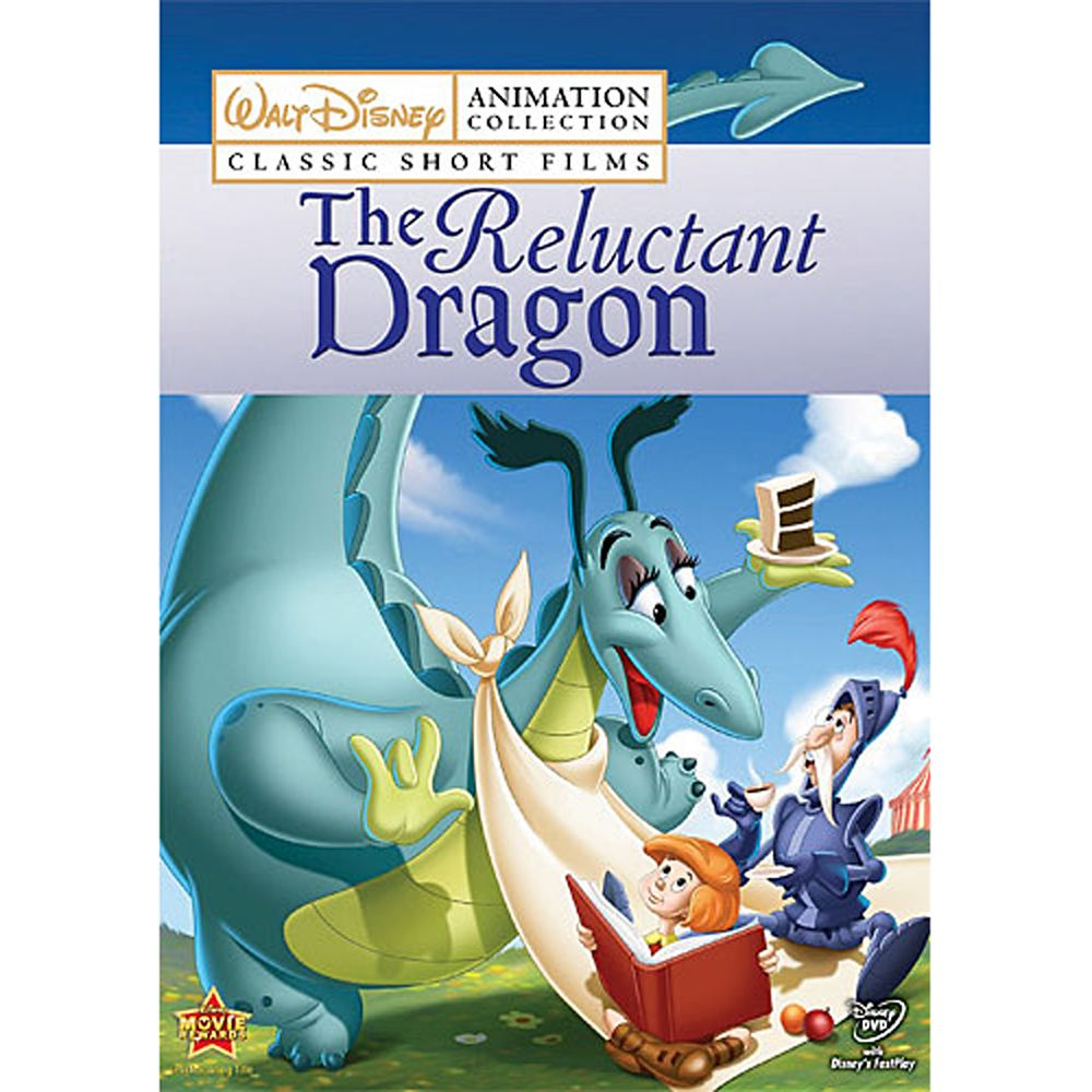 Disney Animation Collection Volume 6: The Reluctant Dragon DVD