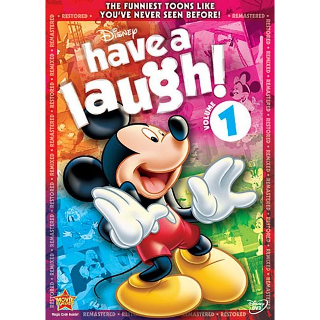 Disney's Have A Laugh! Volume 1 DVD