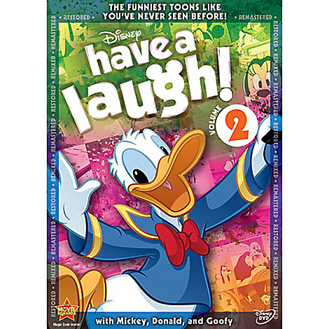 Disney's Have A Laugh! Volume 2 DVD