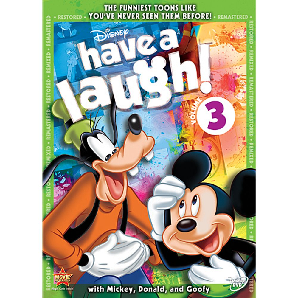 Disney Have A Laugh! Volume 3 DVD