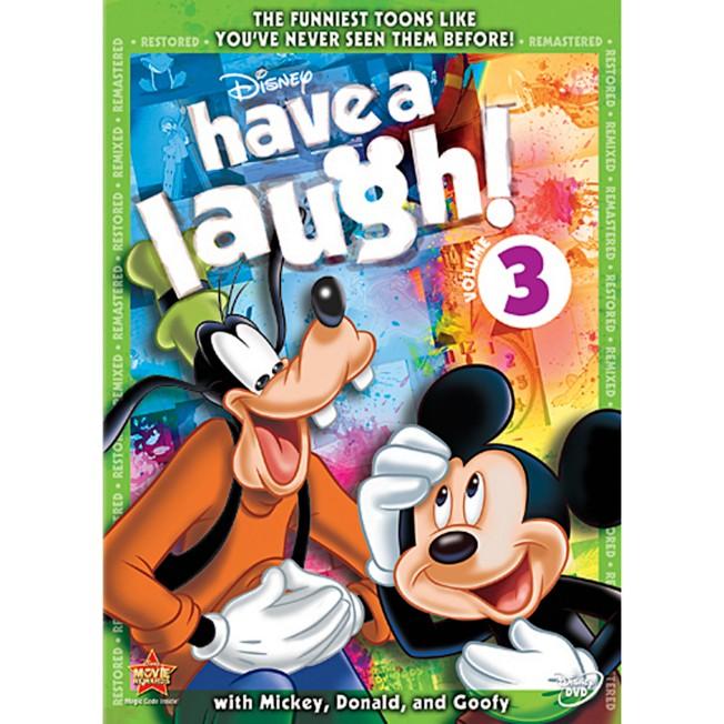 Disney Have A Laugh! Volume 3 DVD
