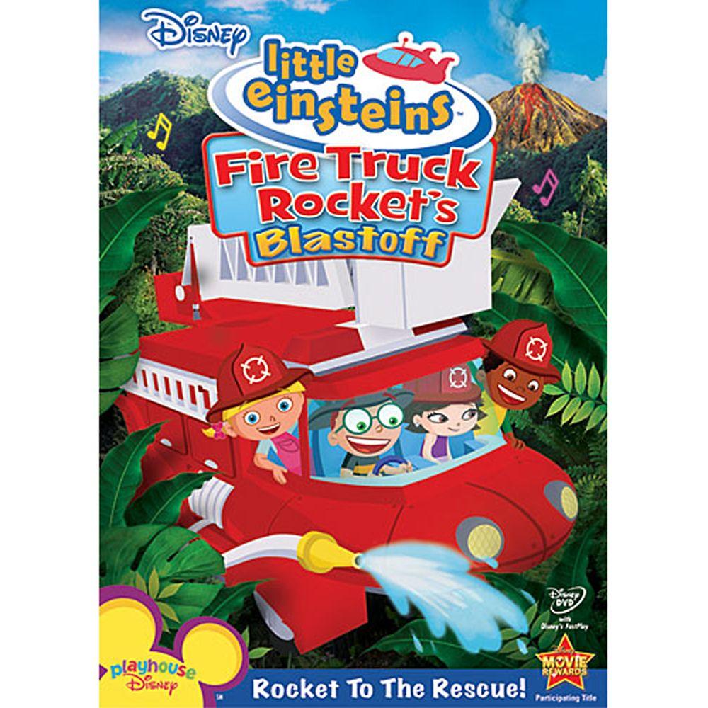 Little Einsteins: Fire Truck Rocket's Blastoff DVD