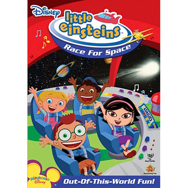 Little Einsteins: Race for Space DVD