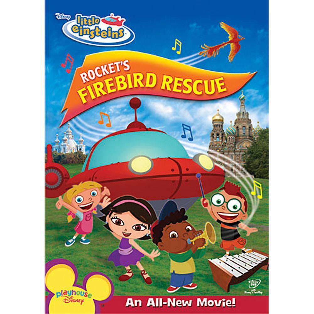 Little Einsteins: Rocket's Firebird Rescue DVD