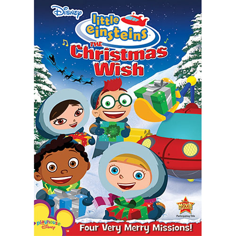 Little Einsteins: The Christmas Wish DVD Official shopDisney