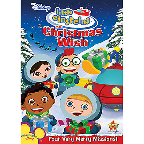 Little Einsteins: The Christmas Wish DVD