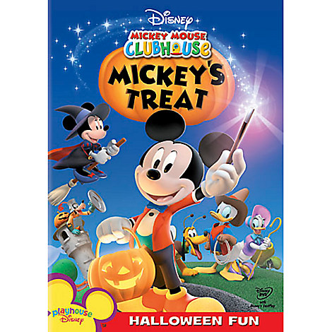Mickey Mouse Clubhouse: Mickey's Treat DVD