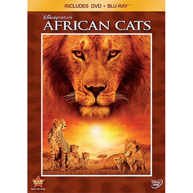 Disneynature: African Cats – 2-Disc Combo Pack