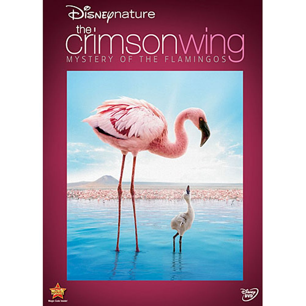 The Crimson Wing: Mystery of the Flamingos DVD