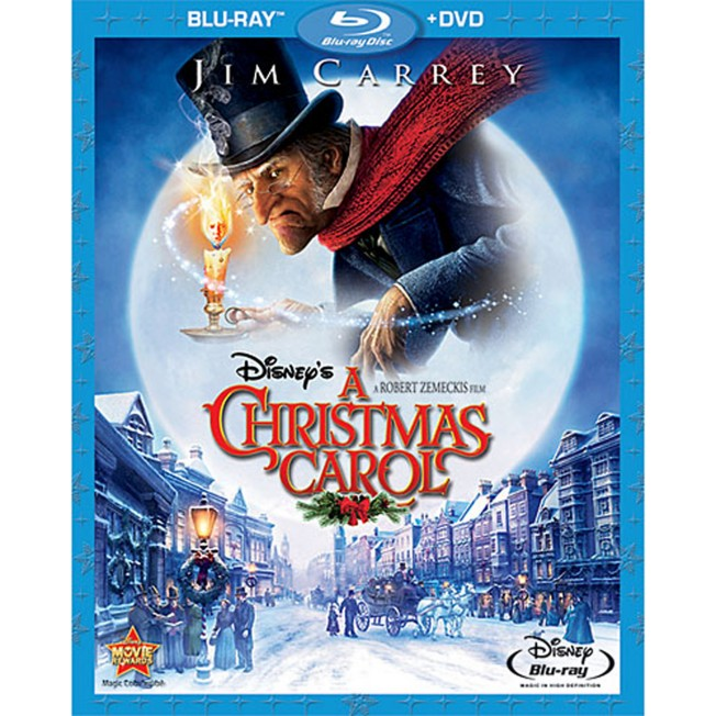 Disney's A Christmas Carol – 2-Disc Combo Pack