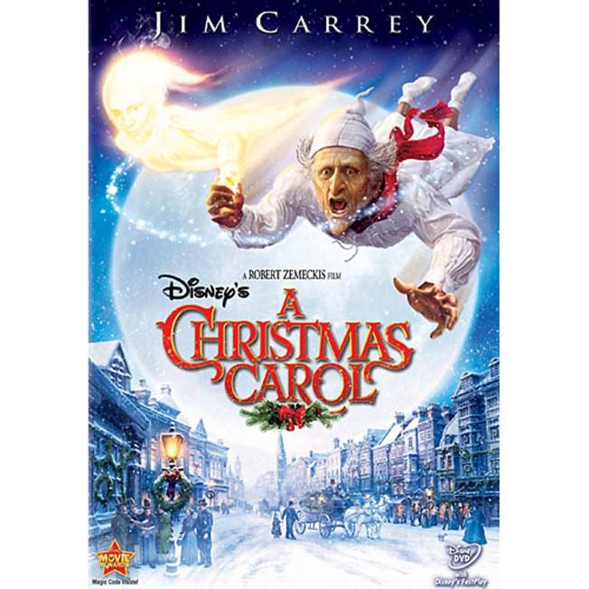 Disney's A Christmas Carol DVD