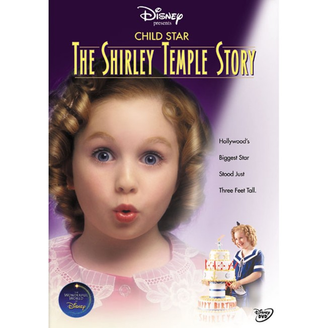Child Star: The Shirley Temple Story DVD