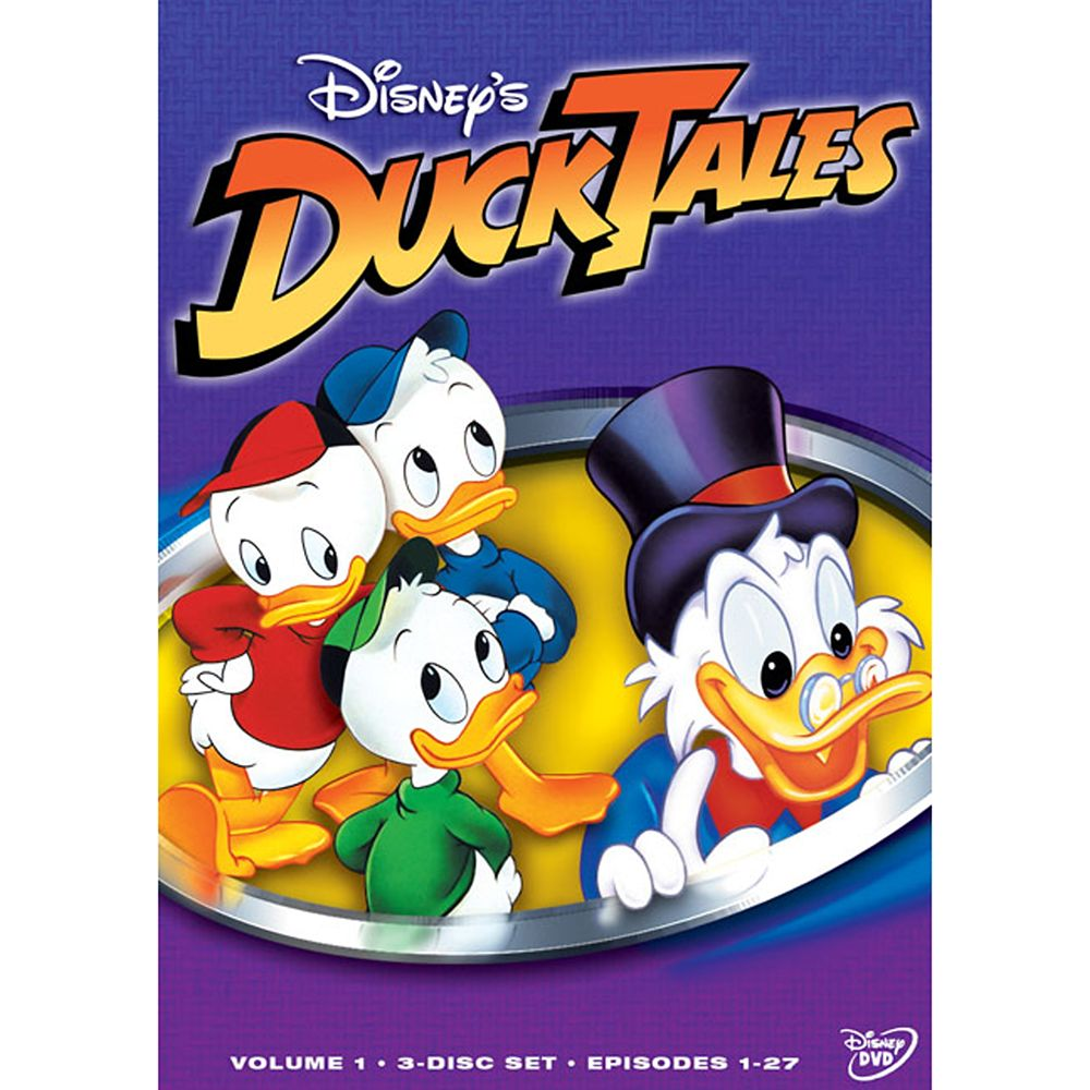 DuckTales, Vol. 1 DVD Official shopDisney
