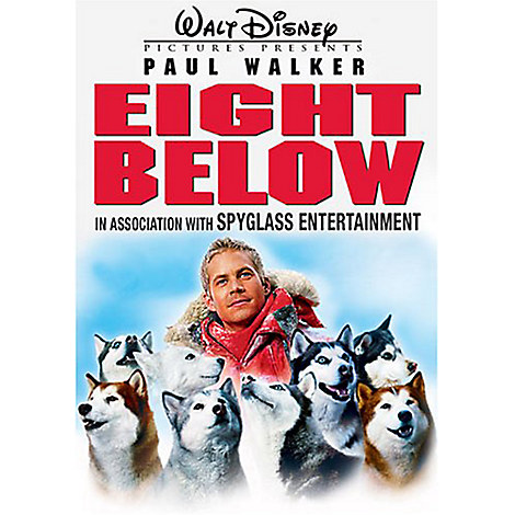 Eight Below DVD - Widescreen