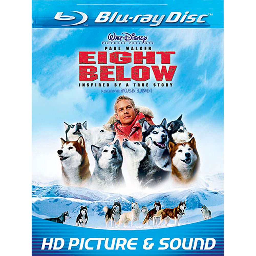 Eight Below Blu-ray Official shopDisney