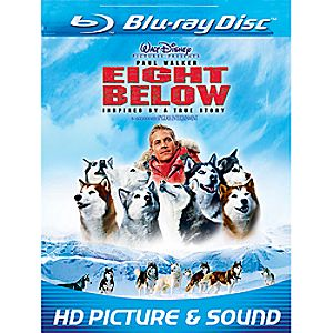 Eight Below Blu-ray 7745055550221P