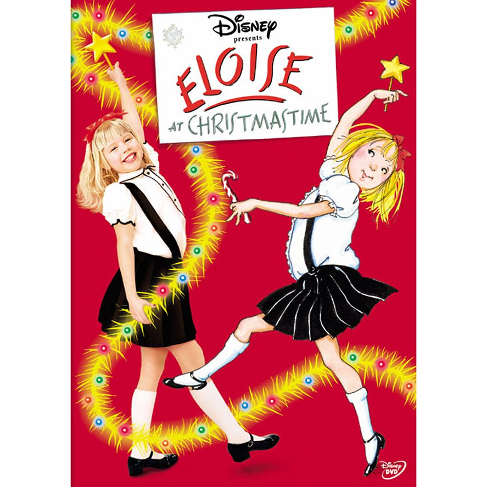 Eloise at Christmastime DVD