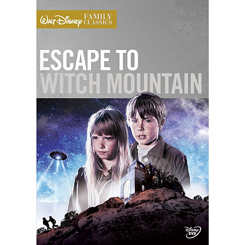 Escape to Witch Mountain DVD Official shopDisney