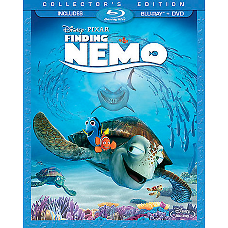 Finding Nemo - 3-Disc Set