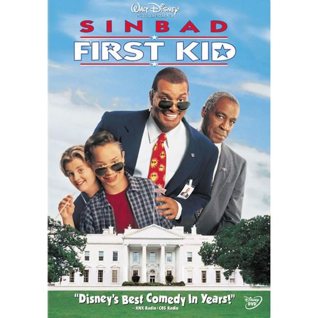 First Kid DVD