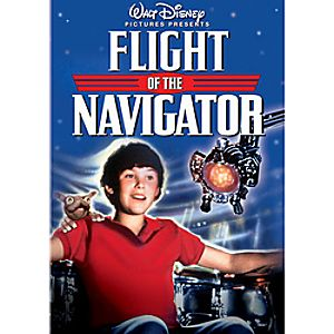 Flight of the Navigator DVD 7745055550236P