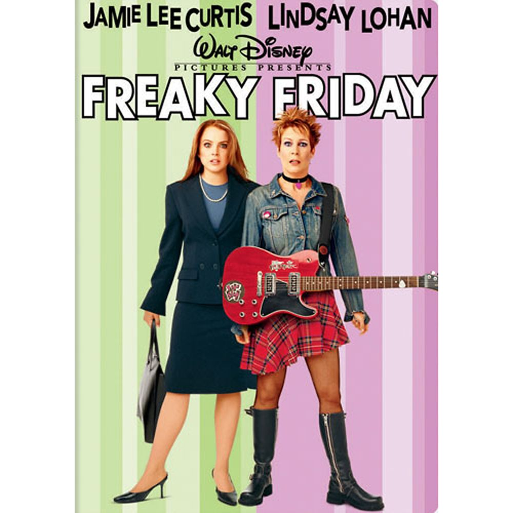 Freaky Friday (2003) DVD Official shopDisney
