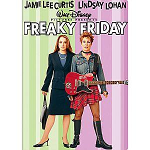 Freaky Friday (2003) DVD