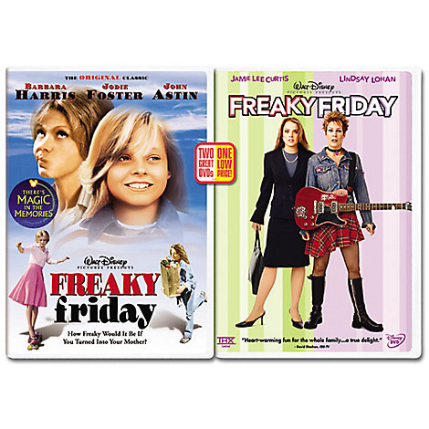 Freaky Friday - 2 Movie Set | Disney Store