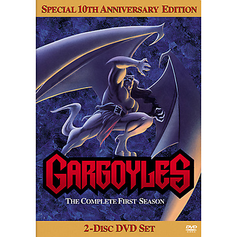 Gargoyles: The Complete First Season DVD